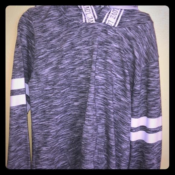 Jackets & Blazers - this grey sweatshirt